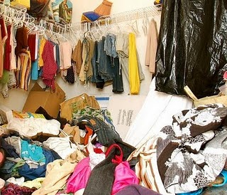 Image result for messy closet audit